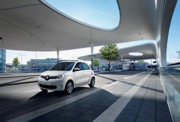 Renault Twingo Z.E., la versión eléctrica de un popular auto urbano