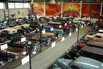 Tres museos sobre automóviles en México
