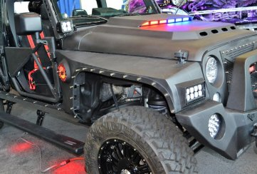 Tipos de llantas para autos off-road