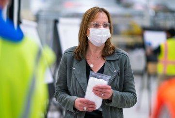 General Motors tomó medidas con sus clientes en México por la emergencia del coronavirus