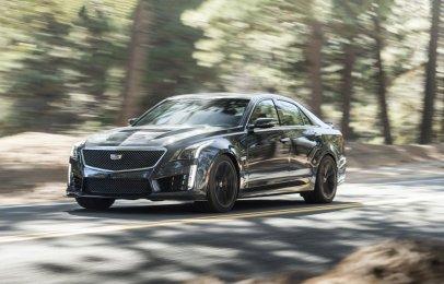 Cadillac CTS V 2018: precios y versiones en México