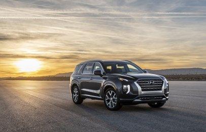 [Auto Show de Los Ángeles] La Hyundai Palisade llega con todo