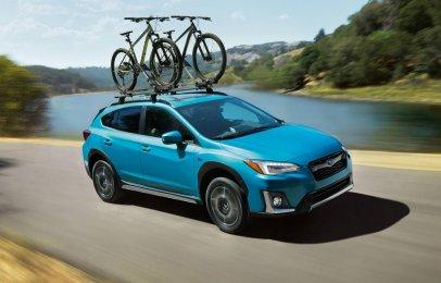 [Auto Show de Los Ángeles] La Subaru Crosstrek Plug-in Hybrid debuta en Los Ángeles