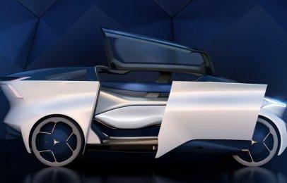 [Auto Show de Los Ángeles] Icona Nucleus, el futuro llegó a L.A.