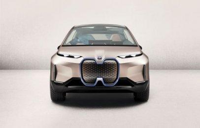 [Auto Show de Los Ángeles] BMW Vision iNext, un acercamiento al futuro