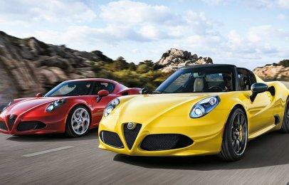 Alfa Romeo 4C 2019: Precios y versiones en México