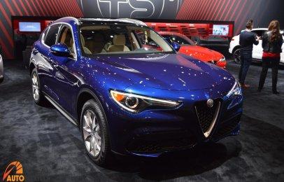 [Auto Show de Chicago 2019] Alfa Romeo Stelvio