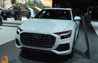 [Auto Show de Chicago 2019] Audi Q8 2019