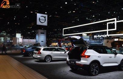 [Auto Show de Chicago 2019] Autos de marca Volvo