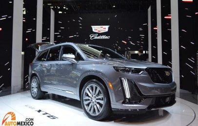 [Auto Show de Chicago 2019] Autos de marca Cadillac