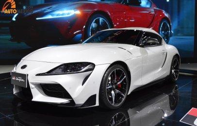[Bangkok Motor Show 2019] Toyota GR Supra 2020