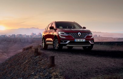Presentan la Renault Koleos 2020 con más tecnología y nueva mecánica