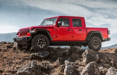 Jeep Gladiator 2020: Precios y versiones en México