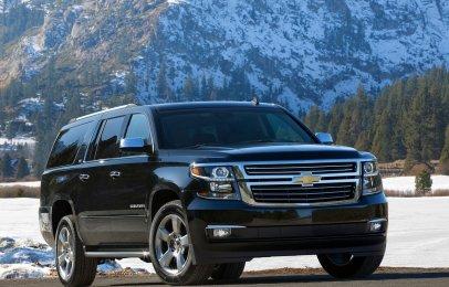 Chevrolet Suburban 2019: Ventajas y Desventajas