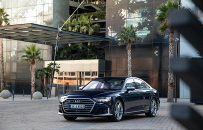 Audi S8 2020, potencia y lujo a bordo