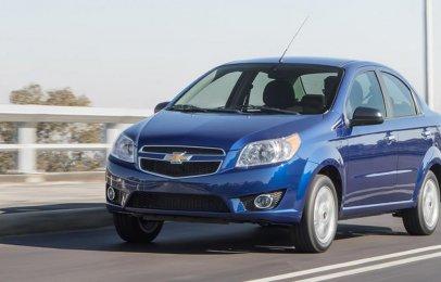 Chevrolet Aveo: Elementos a revisar a los 12,000 kilómetros y precios de servicios