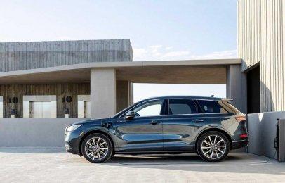 [Auto Show de Los Ángeles] Lincoln Corsair Grand Touring, la nueva SUV híbrida enchufable