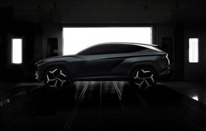 [Auto Show de Los Ángeles] Hyundai presentó la Vision T Plug-in Hybrid