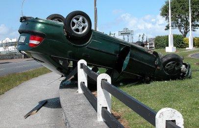 Las consecuencias fatales de un accidente a baja velocidad