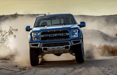 Ford Raptor 2020