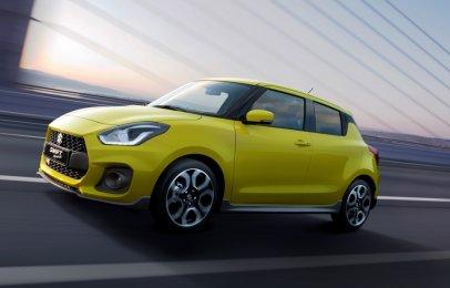 Suzuki aplicará tecnología Mild Hybrid en estos modelos