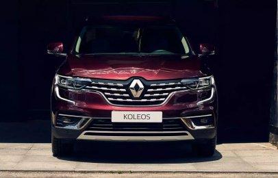 Renault Koleos 2020 Reseña - Tecnología y confort para los viajes familiares
