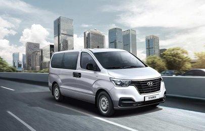 Hyundai Starex 2020 - Precios y versiones en México