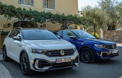 Volkswagen registra nombres que podría usar en sus nuevas SUV