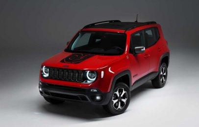 Jeep revelará las Compass, Renegade y Wrangler híbridas enchufables en CES 2020