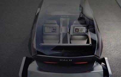 El Luxoft Halo Concept será presentado en el CES de Las Vegas