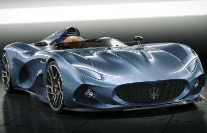 Maserati MilleMiglia Concept, el speedster que la firma necesita