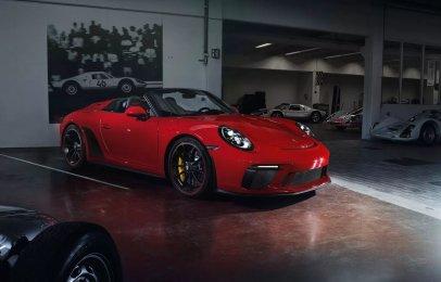 Porsche 911 Speedster 2019 - Precios y versiones en México