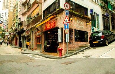 Así es como puedes evitar accidentes viales en las esquinas