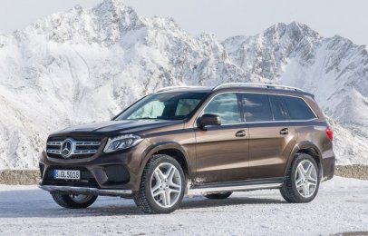 Mercedes-Benz GLS 2020 - Precios y versiones en México