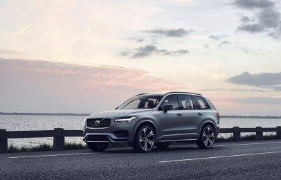 La Volvo XC90 Recharge llegará hasta el 2022