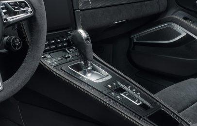 Porsche añadirá la caja PDK al Cayman GT4 y el 718 Spyder