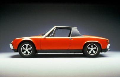 El Porsche 914 podría regresar, y sería enfocado para puristas