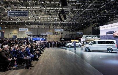 La cancelación del Auto Show de Ginebra mostró que esos eventos ya no son tan necesarios