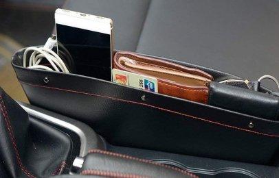 Los mejores accesorios para organizar la cabina del auto