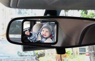 Los accesorios imprescindibles para viajar con bebés en el auto