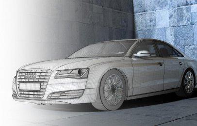 Audi publica libro de autos para colorear, la marca invita a quedarse en casa