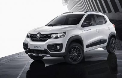 Renault Kwid 2020 Reseña - La SUV urbana que ofrece más de lo esperado