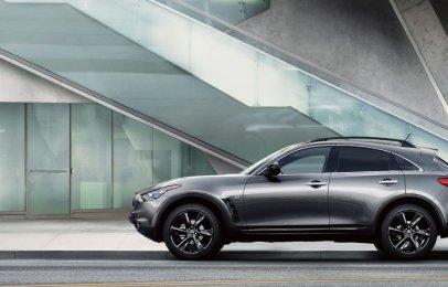 Infiniti QX70 2020 Reseña - Una SUV lujosa de perfil atlético y manejo confiable