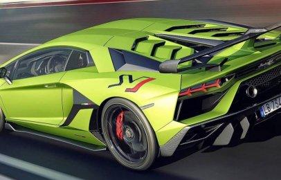 El Lamborghini Aventador SVJ es llamado a revisión