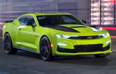 El Chevrolet Camaro 2021 tendrá cambios mecánicos