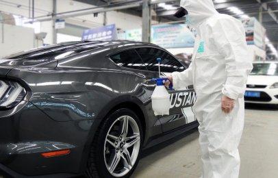 Áreas de servicio de autos y refaccionarias seguirán abiertas ante la emergencia sanitaria
