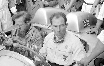 ¿Quién fue Stirling Moss? Conoce más sobre la leyenda de F1