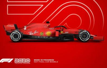 Video: Se revela el primer avance del juego F1 2020