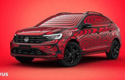 Volkswagen comparte más imágenes de la Nivus