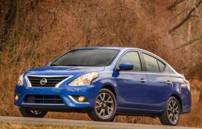 Top 5 Nissan Versa usados baratos